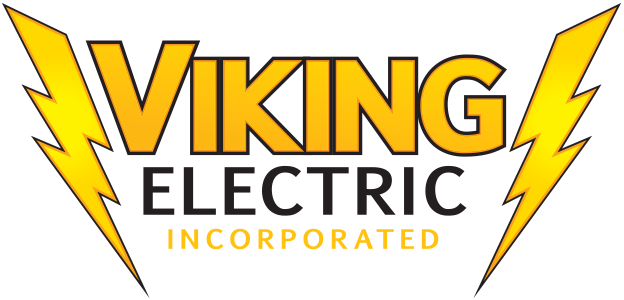 Viking Electric Retina Logo